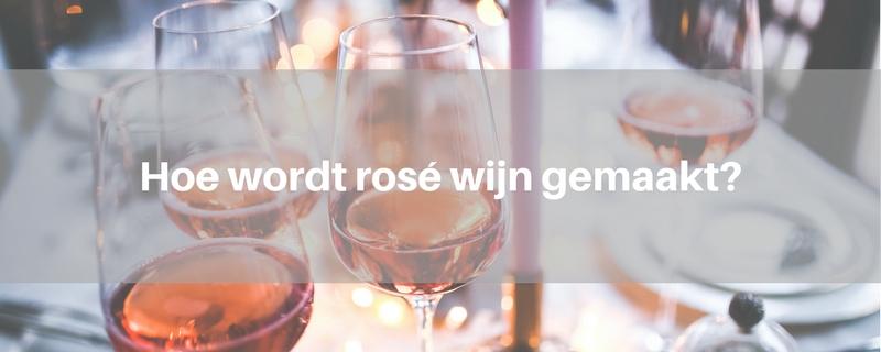 hoe-wordt-rosé-wijn-gemaakt