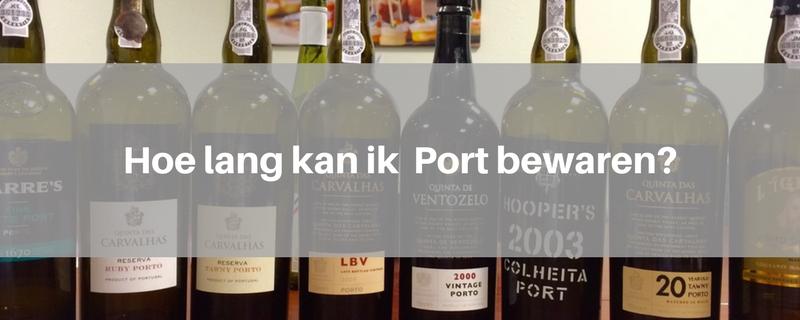 port-bewaren