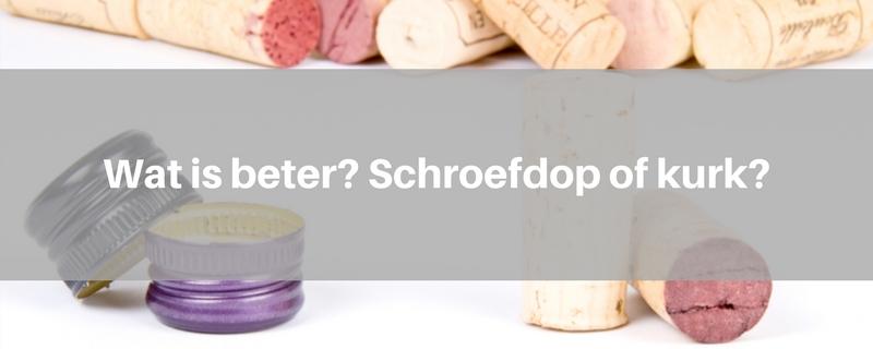 schroefdop-of-kurk